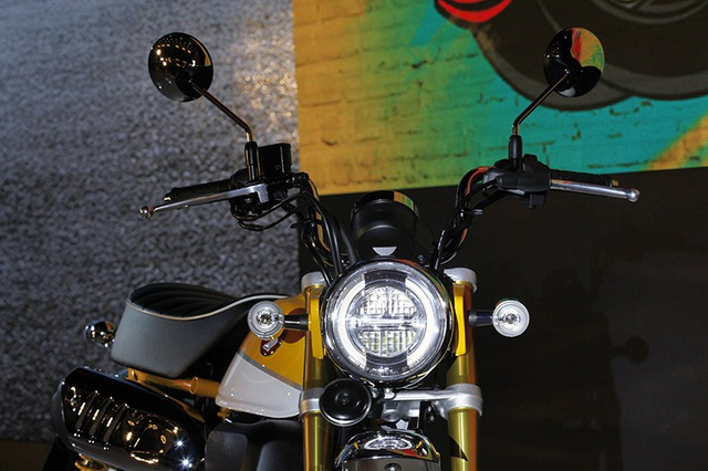 Honda đưa Super Cub, Monkey về Việt Nam, giá từ 84,9 triệu đồng - 18