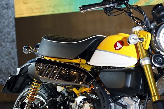 Honda đưa Super Cub, Monkey về Việt Nam, giá từ 84,9 triệu đồng - 21