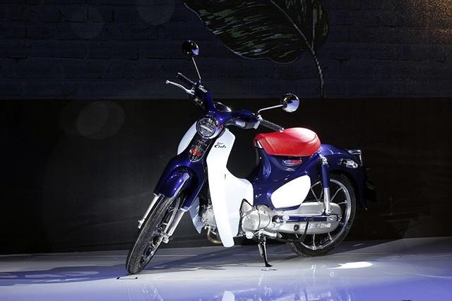 Honda đưa Super Cub, Monkey về Việt Nam, giá từ 84,9 triệu đồng - 5
