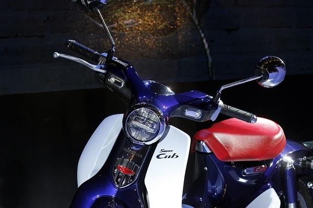 Honda đưa Super Cub, Monkey về Việt Nam, giá từ 84,9 triệu đồng - 7