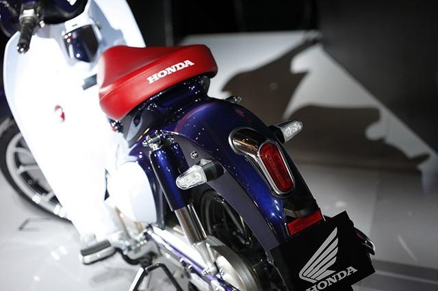 Honda đưa Super Cub, Monkey về Việt Nam, giá từ 84,9 triệu đồng - 9