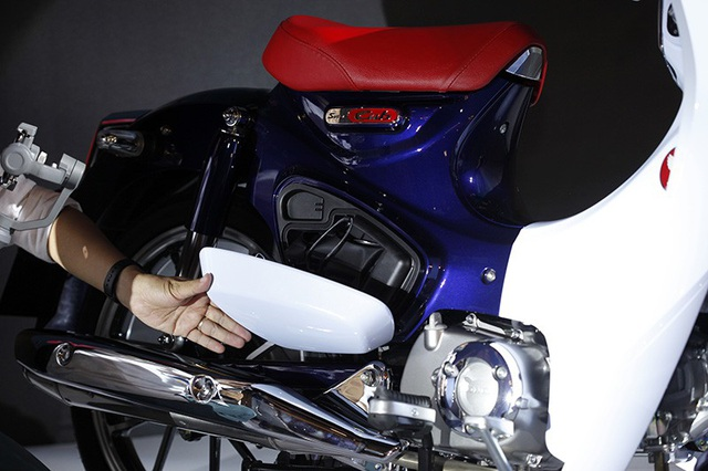 Honda đưa Super Cub, Monkey về Việt Nam, giá từ 84,9 triệu đồng - 12