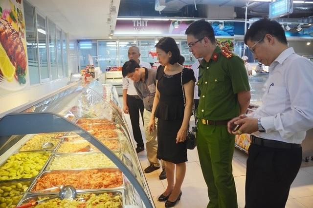 Hà Nội triển khai cảnh báo nhanh về An toàn thực phẩm - 1
