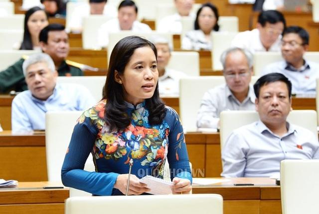 Đại biểu Lê Thị Thanh Xuân (Đắk Lắk)