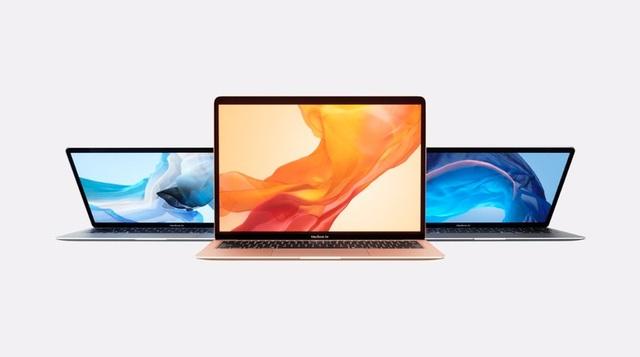 MacBook Air thế hệ mới sở hữu viền màn hình mỏng hơn