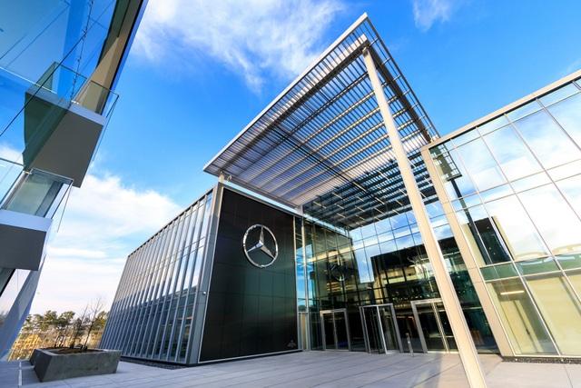 Mercedes-Benz bị điều tra tại Mỹ - 1