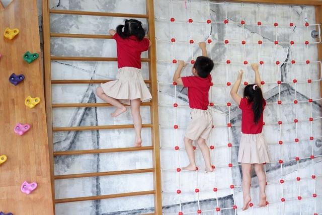 Giáo dục thể chất có ý nghĩa quan trọng trong những năm đầu đời của trẻ.