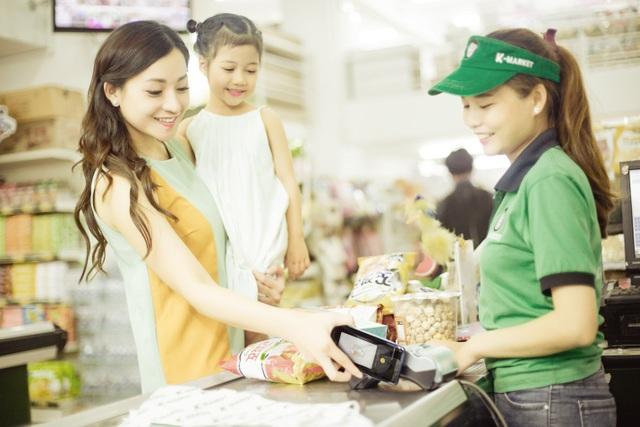 Samsung Pay đang dẫn đầu thị trường thanh toán di động một chạm