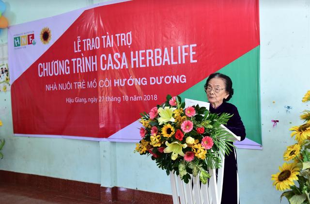 Hành trình 5 năm ý nghĩa của Quỹ Herbalife Nutrition tại Hậu Giang - 2
