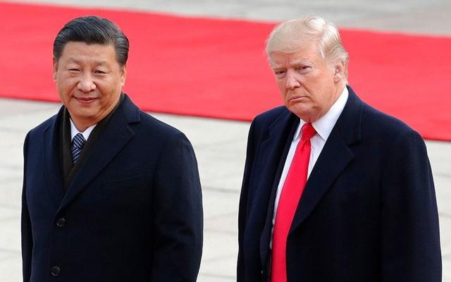 Tổng thống Mỹ Donald Trump và Chủ tịch Trung Quốc Tập Cận Bình. (Ảnh: Shutterstock)