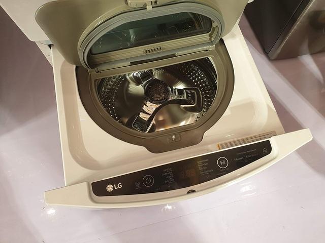LG ra mắt máy giặt lồng đôi TWINWash có khả năng kết nối smartphone - 5