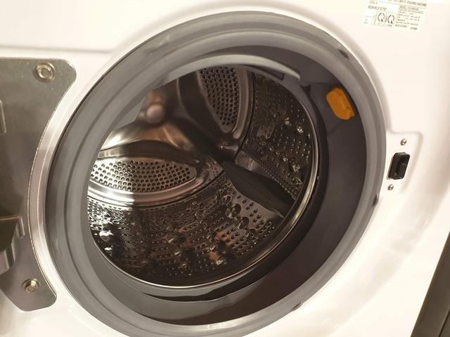 LG ra mắt máy giặt lồng đôi TWINWash có khả năng kết nối smartphone - 3