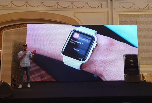 LG ra mắt máy giặt lồng đôi TWINWash có khả năng kết nối smartphone - 4