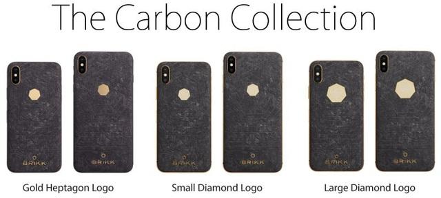 Phiên bản làm bằng carbon.
