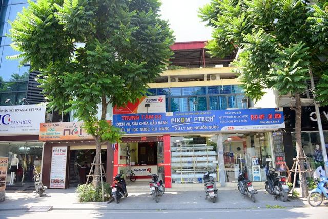 """Biển hiệu """"đồng phục hàng loạt"""" ở Hà Nội thất bại sau 2 năm - 11"""