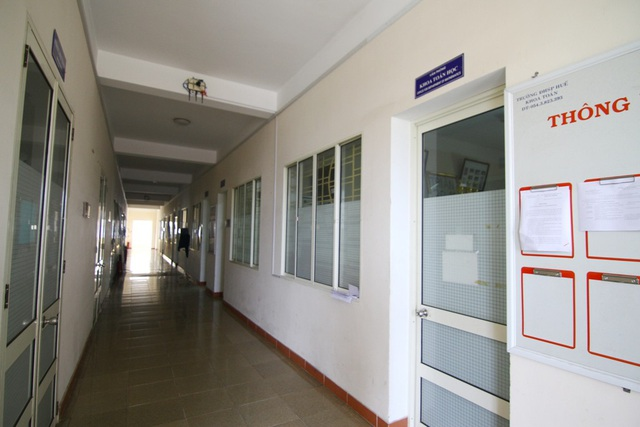 Khoa Toán trường ĐH Sư phạm