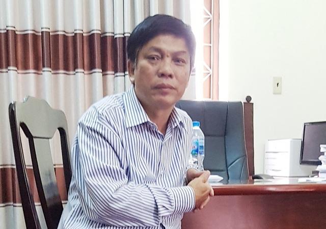 PGS.TS. Nguyễn Văn Thuận, Phó Hiệu trưởng trường Đại học Sư phạm - Đại học Huế cho biết sẽ làm nghiêm việc này.