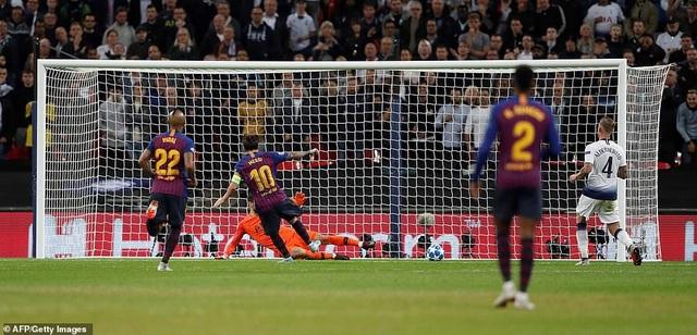 Ngôi sao người Argentina đã có 5 bàn thắng sau hai trận mở màn tại Champions League