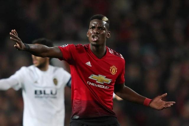 Owen cho rằng Sir Alex Ferguson có thể giúp Pogba trở thành cầu thủ hay nhất thế giới