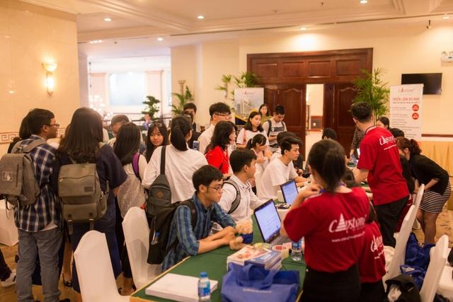 Cơ hội học tập và nhiều học bổng hấp dẫn tại Triển lãm du học StudyUSA Đại học và Cao Đẳng Hoa Kỳ - 2