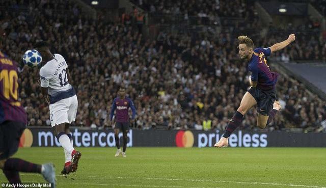 Barcelona đã có lợi thế quá lớn sau 28 phút đầu tiên