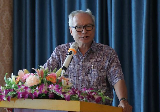 TS Lê Viết Khuyến - nguyên Vụ phó Vụ Giáo dục Đại học, Bộ GD&ĐT.