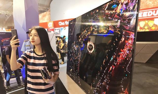 Giới trẻ Hà Thành trải nghiệm công nghệ mới tại Sony Show 2018 - 6