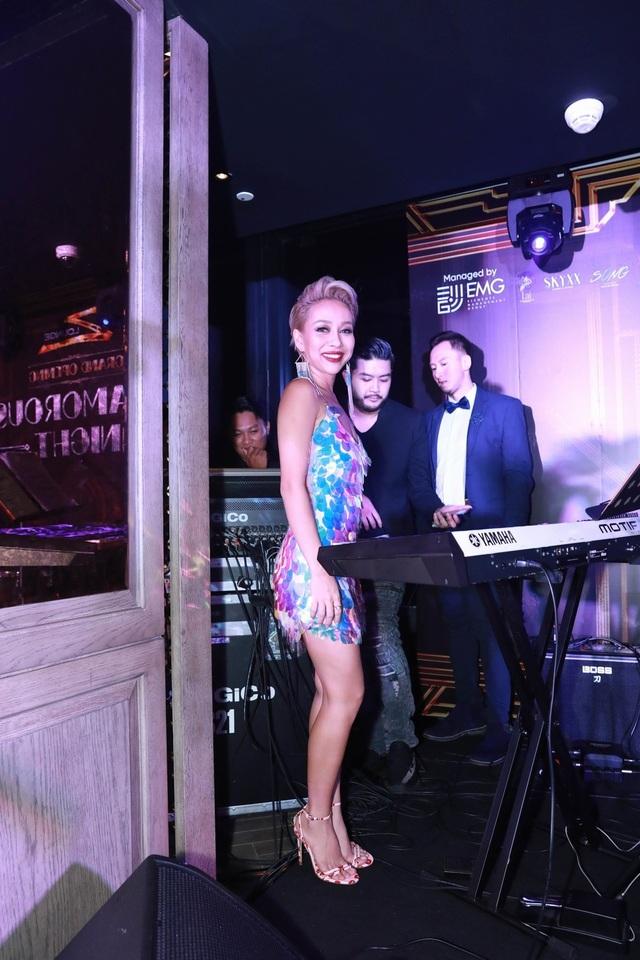 Thảo Trang tự tin đảm nhận vai trò mới tại Z Lounge - 1