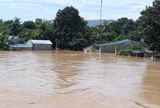 Đợt mưa lũ vừa qua gây thiệt hại nặng nề tại nhiều địa phương của tỉnh Thanh Hóa.