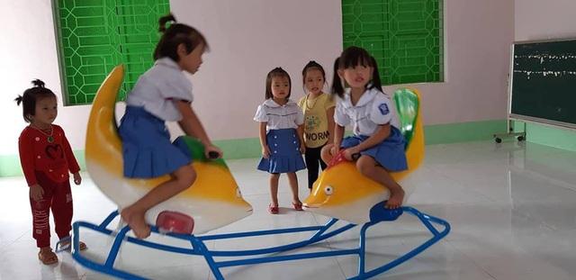 Khánh thành công trình phòng học và cầu Dân trí tại điểm trường Đồng Măng, Phú Thọ - Ảnh 24.