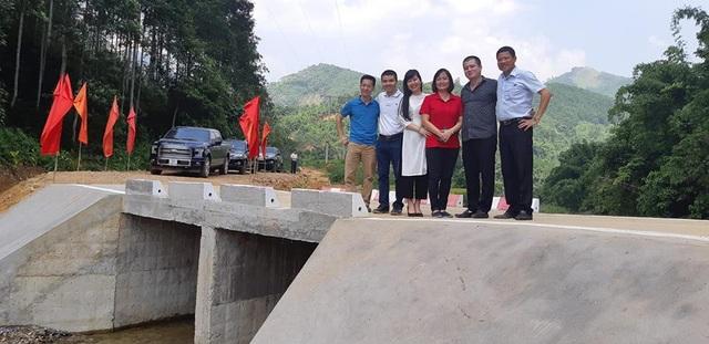 Khánh thành công trình phòng học và cầu Dân trí tại điểm trường Đồng Măng, Phú Thọ - Ảnh 13.