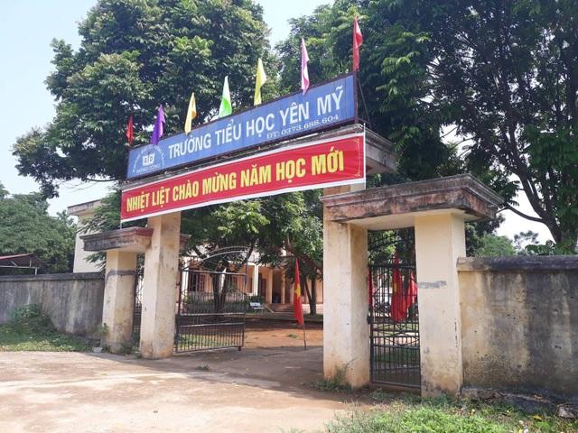 Tại hơn chục trường tiểu học trên địa bàn huyện Nông Cống (Thanh Hóa), học sinh vẫn chưa được học tiếng Anh.