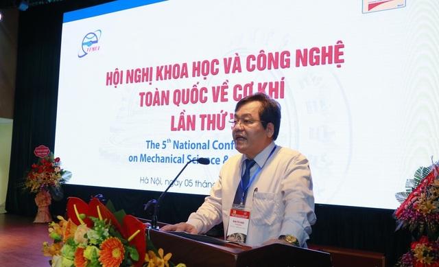 PGS.TS Trần Đức Quý - Hiệu trưởng trường ĐH Công nghiệp Hà Nội.
