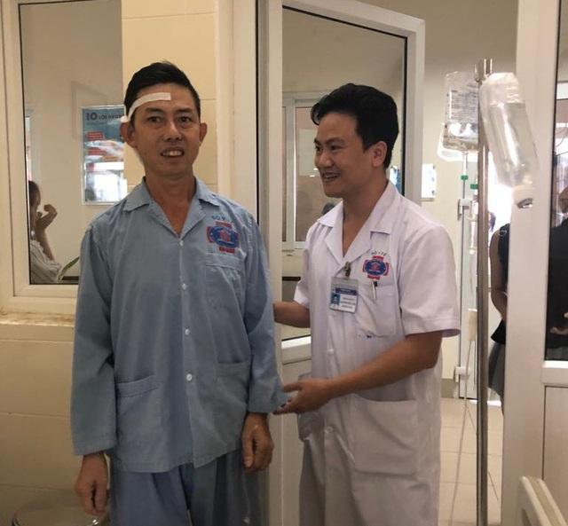 Suýt chết vì tưởng đột quỵ, bệnh nhân hồi phục vì được giải cứu khỏi khối u não - 2