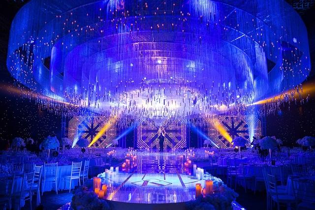Toàn cảnh đám cưới đẹp như mơ của Lan Khuê - 1