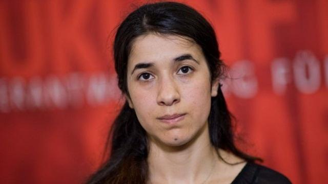 Murad là người trẻ thứ 2 trong lịch sử từng giành giải Nobel Hòa bình (Ảnh: Getty)