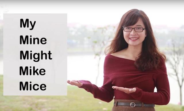 Lỗi phát âm tiếng Anh hay gặp của người Việt