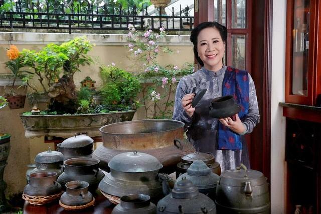Nghệ nhân ẩm thực cung đình Hồ Thị Hoàng Anh