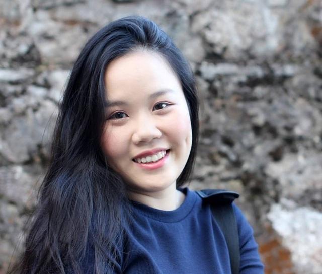 Đỗ Mỹ Linh - Thủ khoa kép của Đại học Sân khấu điện ảnh Hà Nội