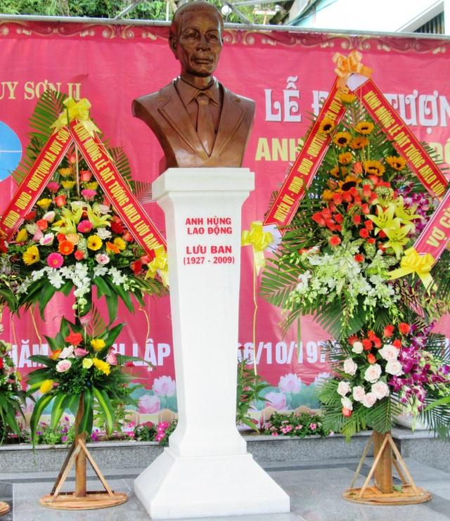 Ông Lưu Ban, Chủ nhiệm đầu tiên của HTX Duy Sơn II