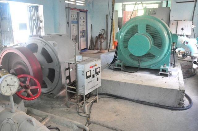 Nhà máy thủy điện Duy Sơn – nơi đồng chí Đỗ Mười đã từng đến thăm