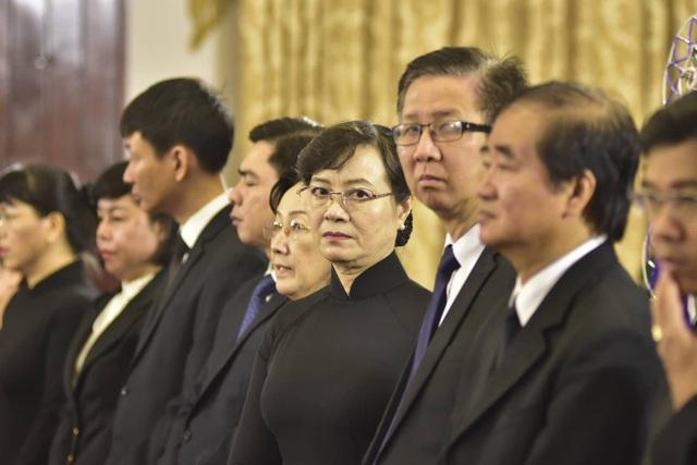 Lễ viếng nguyên Tổng Bí thư Đỗ Mười - 27