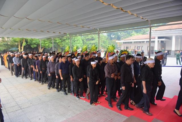 Lễ viếng nguyên Tổng Bí thư Đỗ Mười - 40