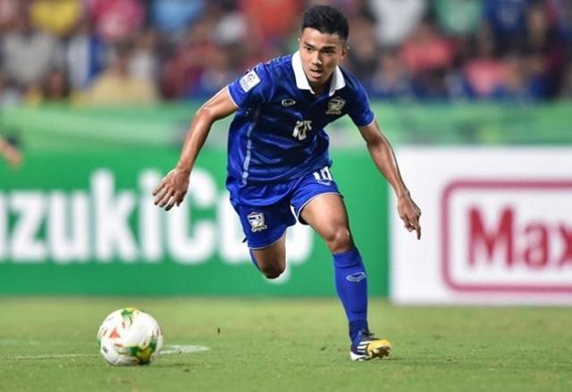 Chanathip Songkrasin chắc chắn không dự AFF Cup 2018