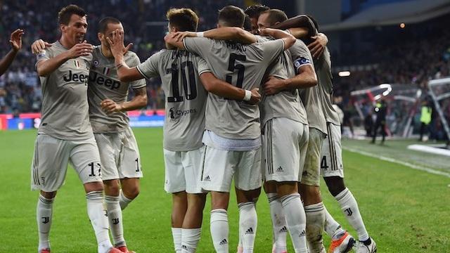 Udinese 0-2 Juventus: Vượt qua khó khăn, C.Ronaldo nổ súng - 6