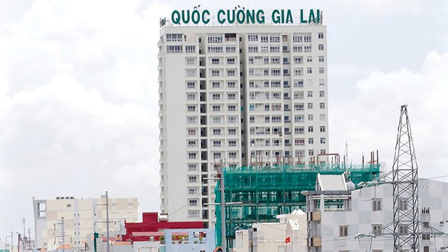 Chung cư Quốc Cường Gia Lai ở phường Tân Kiểng, quận 7