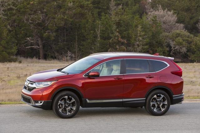 Honda thừa nhận lỗi động cơ xe CR-V - 1