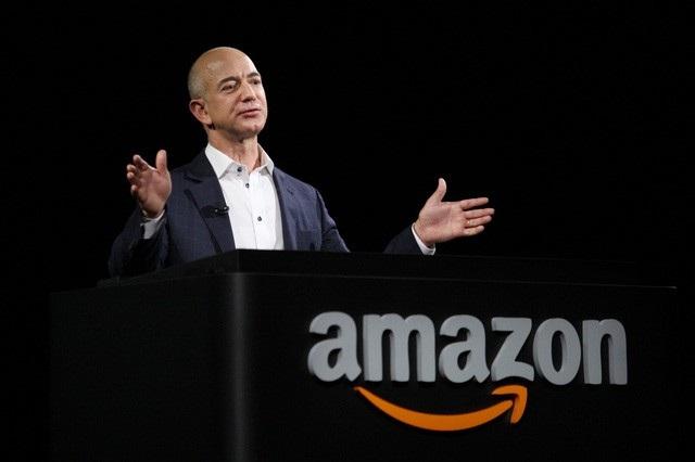 Jeff Bezos đang là người giàu nhất thế giới trong lịch sử đương đại