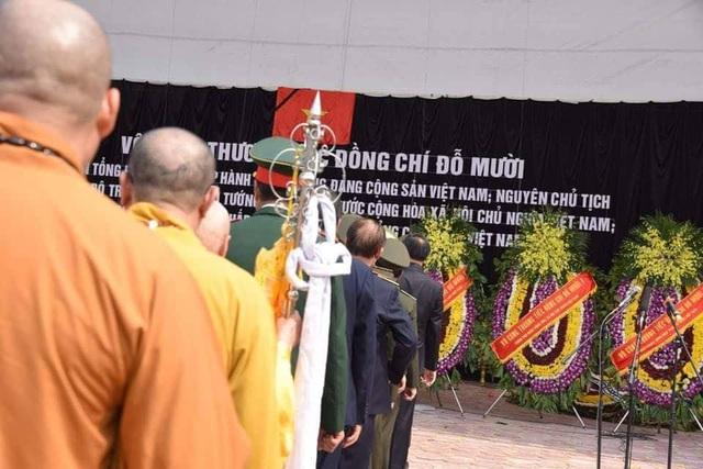 Nguyên Tổng Bí thư Đỗ Mười đã an nghỉ tại quê nhà - 19