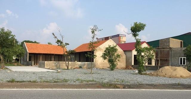 3 căn nhà trái phép của ông Nguyễn Anh Đức, cán bộ phường Đại Nài (TP. Hà Tĩnh)